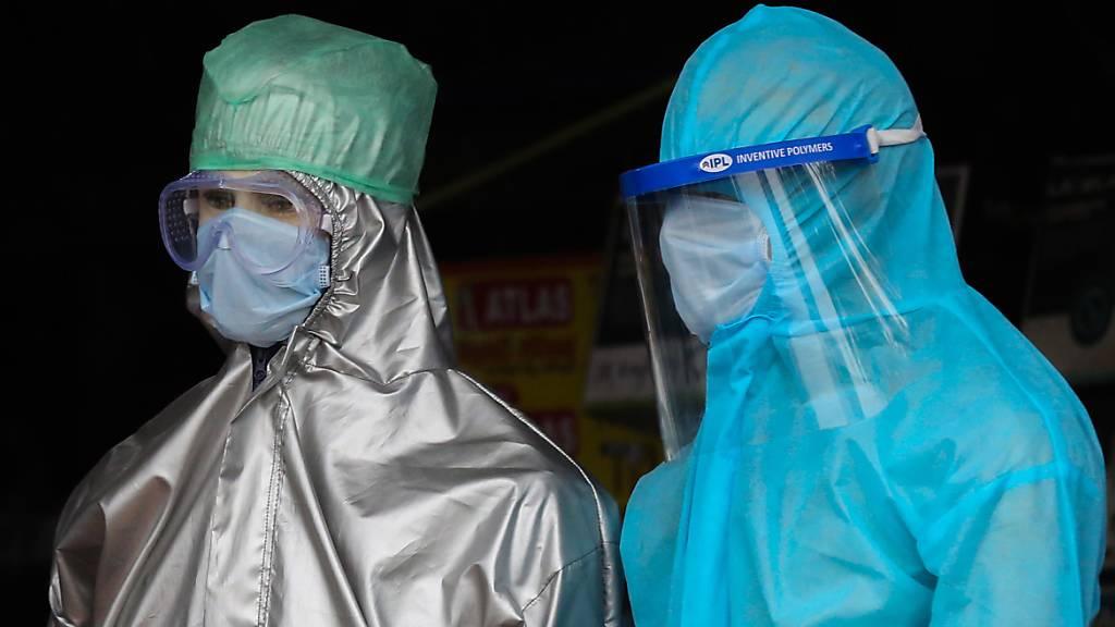 Auf der Suche nach dem wahren Ausmass der Pandemie