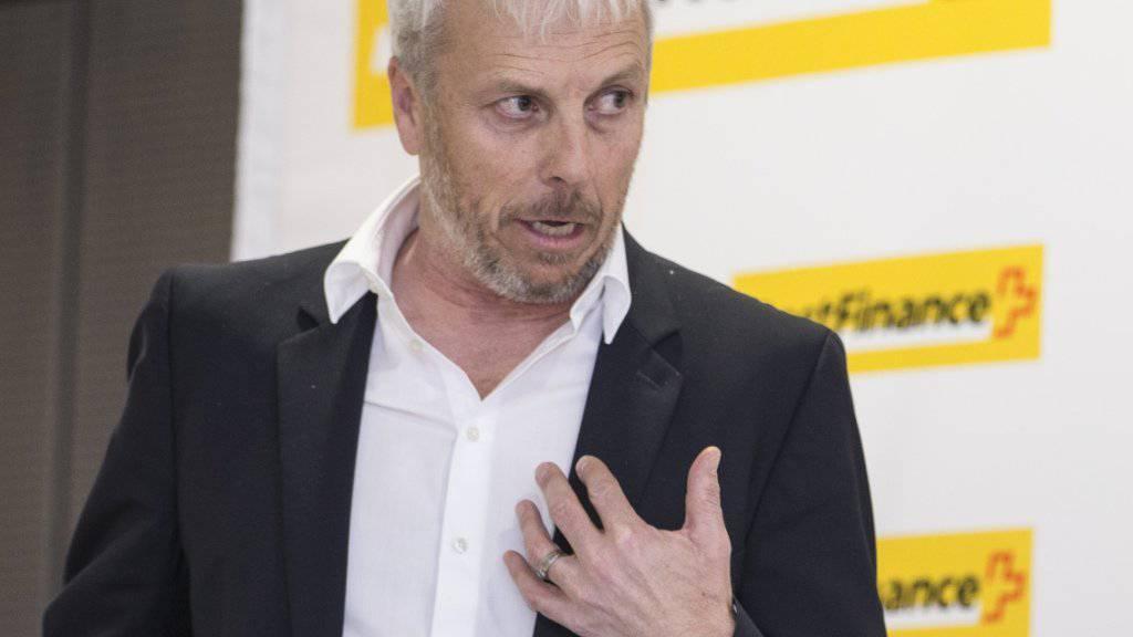 Ueli Schwarz ist rehabilitiert