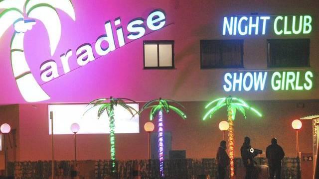 """Der """"Club Paradise"""" im Nordosten Spaniens gehört zu den grössten Bordellen Europas"""