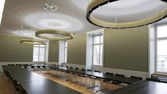 Saal im Zürcher Obergericht (Archiv)