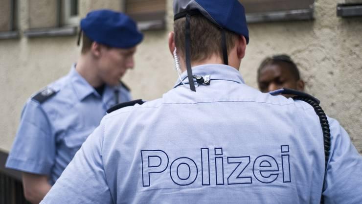 1 Polizist pro 700 Einwohner, so soll es auch bleiben. (Archivbild)
