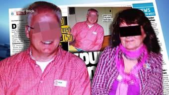 2013 attakierte in Seengen eine Frau ihren Ehemann und verletzte ihn schwer. Heute lebendie Täterin und das Opfer noch immer im gleichen Haushalt.