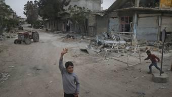 Die humanitäre Lage im syrischen Afrin ist kritisch. Amnesty International nimmt vor allem die Türkei in die Pflicht, rasch zu handeln. (Archiv)