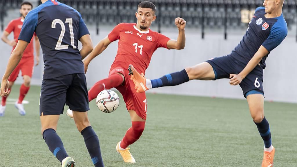 Schweizer U21 lässt sich auch von Corona nicht stoppen