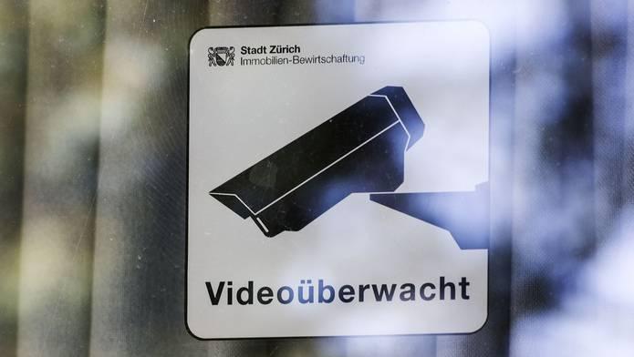 Zürcher Kantonsrat will kein Register der Überwachungskameras. (Symbolbild)
