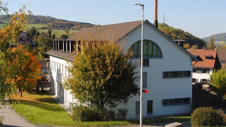 Das Oberstufenschulhaus in Wegenstetten. (Archiv)