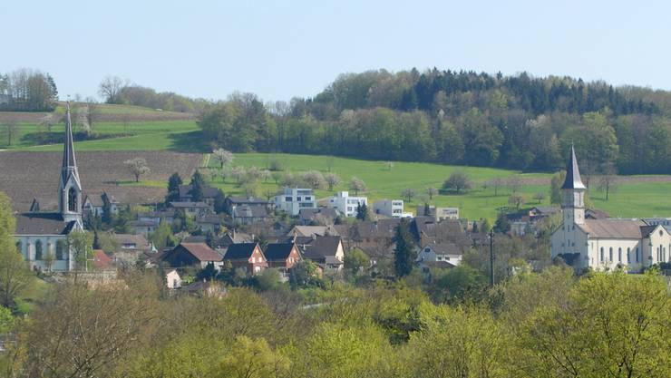 Gebenstorf: Der Gemeinderat will Land verkaufen, um die Finanzen im Lot zu behalten.