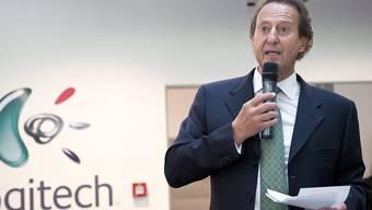 Daniel Borel ist neuer Ehrenvorsitzender von Logitech. (Archiv)