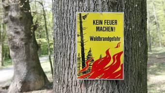 In den Wäldern von ganz Basel-Stadt gilt ab sofort Feuerverbot.