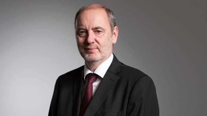 Von der SVP nicht mehr unterstützt, weil er nicht spurt: Bundesrichter Yves Donzallaz.