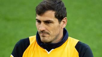 Bange Momente in der grossen Karriere von Iker Casillas