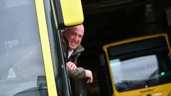 Federico Gonzalez, im Raum Liestal durch seine Freundlichkeit legendärer Bus-Chauffeur, tritt nach 26 Jahren bei der AAGL in den Ruhestand.