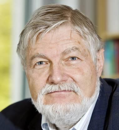 Albert Wettstein ehemaliger Chefarzt des Stadtärztlichen Dienstes Zürich (1983–2011)