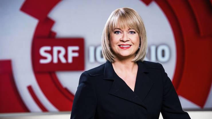 Wer ersetzt «10vor10»-Moderatorin Daniela Lager?
