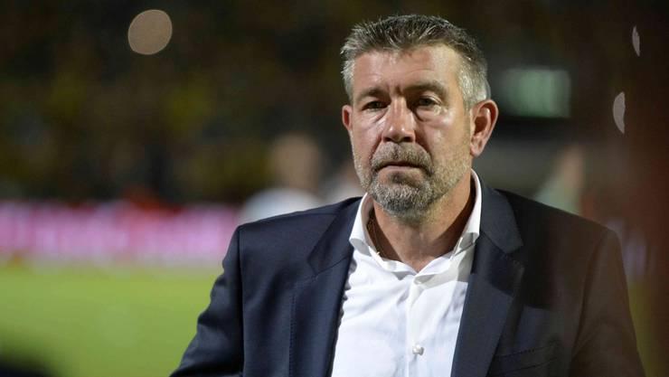 Die Europa League hat Urs Fischer als Trainer schon kennen gelernt, umso mehr hätte er sich nun darüber gefreut, mit dem FCB in der Champions League mitzumischen. Doch es hat nicht sollen sein.