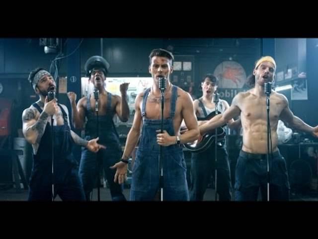 Die «Boygroup Boys» mit «We Are The Boys»