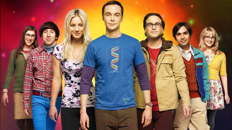 «Big Bang Theory»: Nerds im Beziehungsstress.