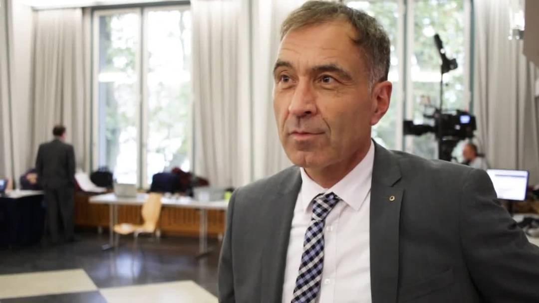 «Absolut zufrieden» – Vizepräsident der SVP Kanton Solothurn Rémy Wyssmann über die Wahlresultate