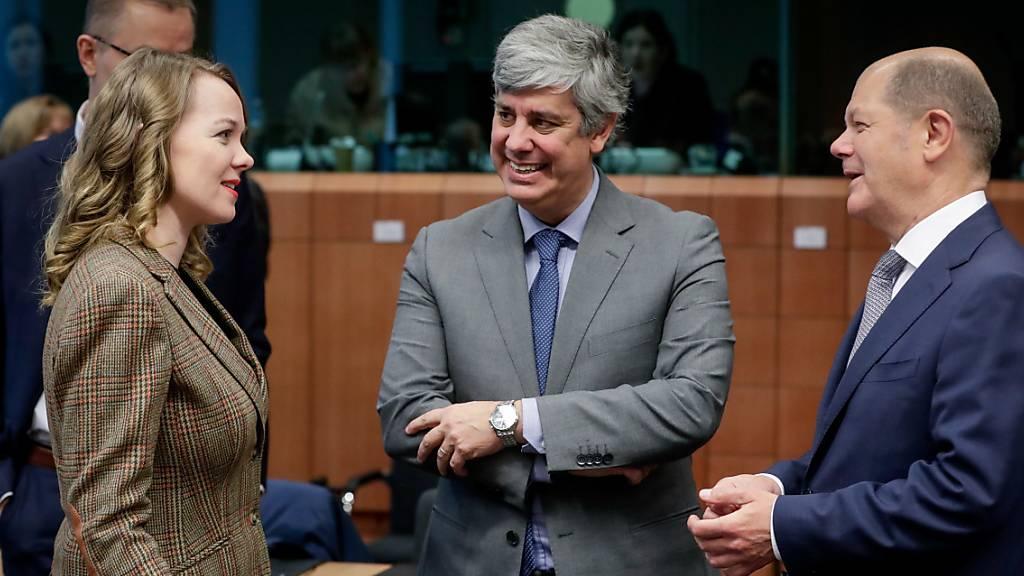 Eurogruppen-Chef sieht Merkel-Macron-Plan als Fiskalunion