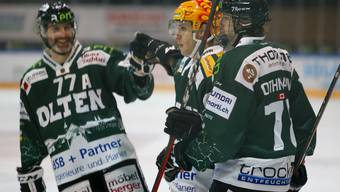 Swiss League: EHC Olten – Ticino Rockets 5.1.