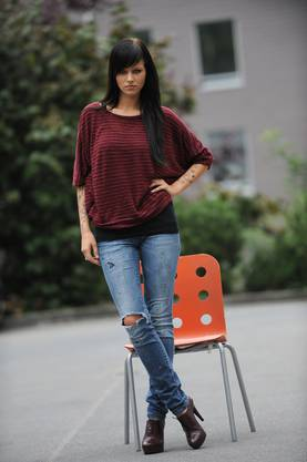 Triinu, ehemaliger Eurovisions-Star