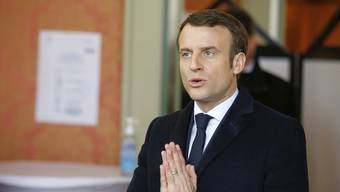 Macron will für die Bekämpfung des Corona-Virus die Armee aufbieten.