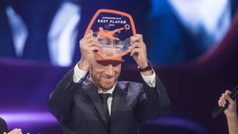 Michael Lange Fussballer des Jahres