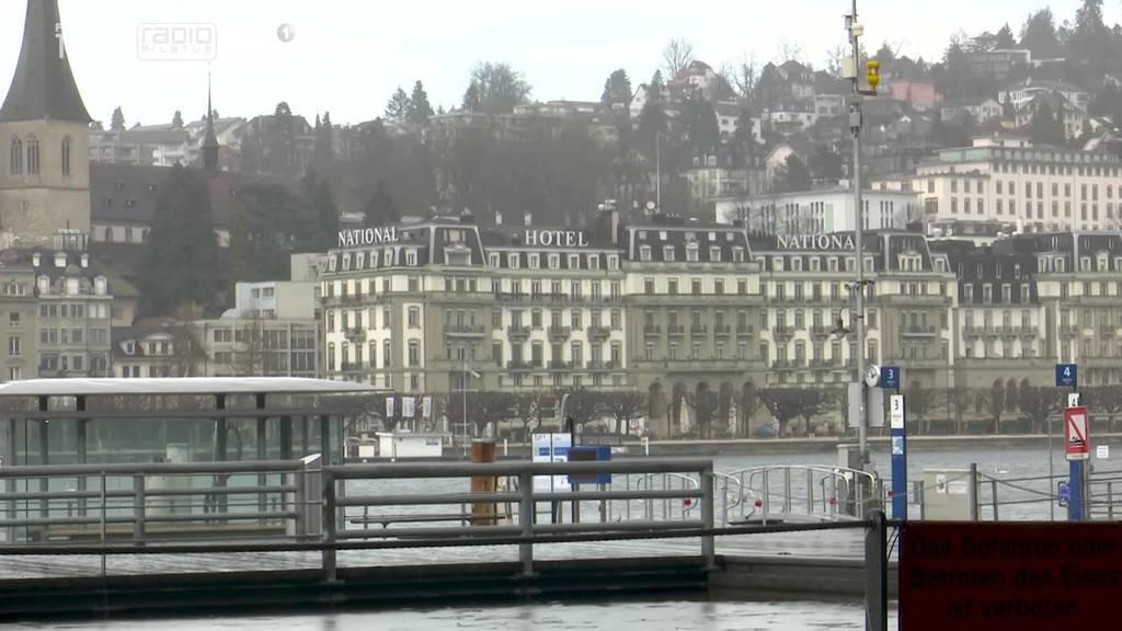 Luzerner Hoteliers fordern vom Kanton mehr Geld