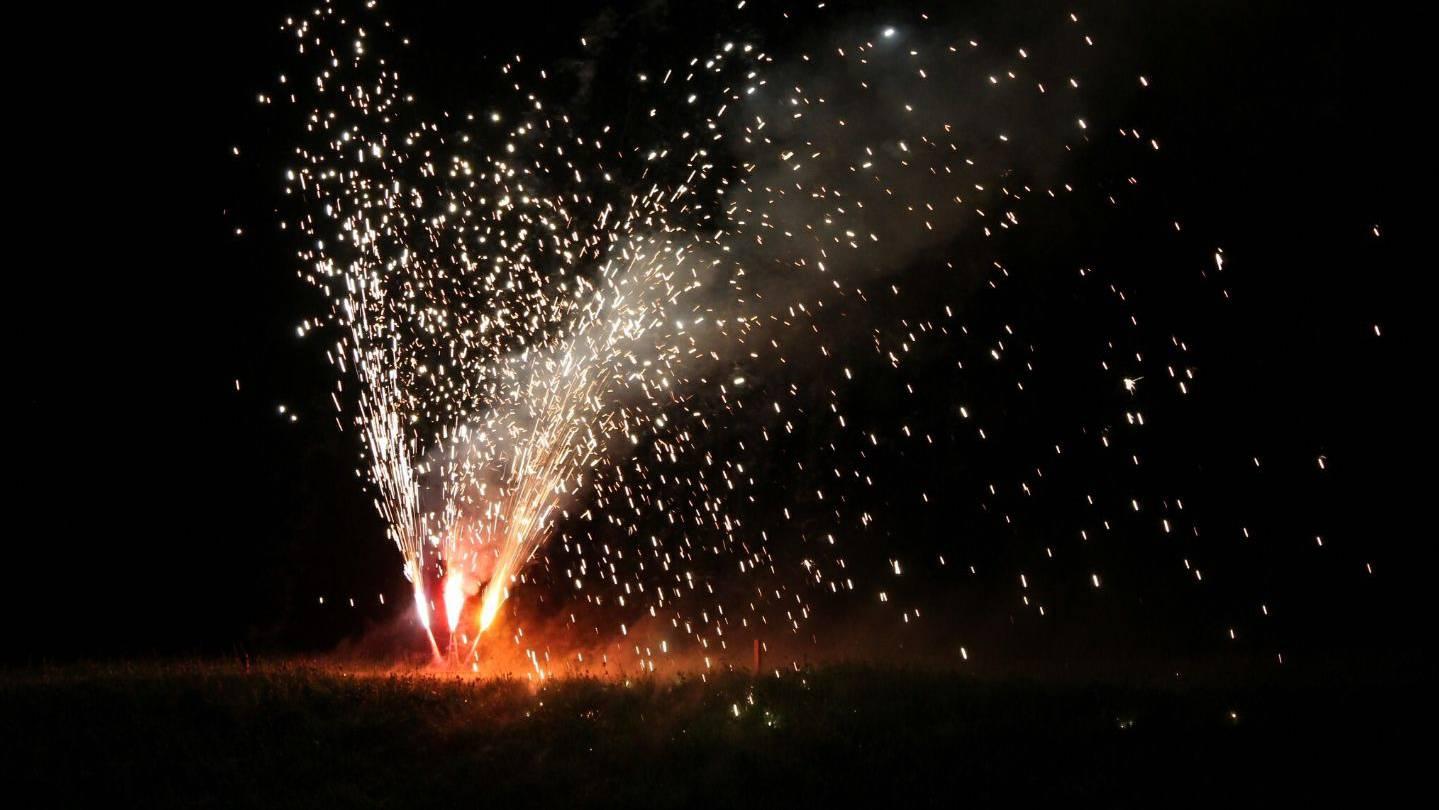 Chef Fürwerch Feuerwerk 1. August