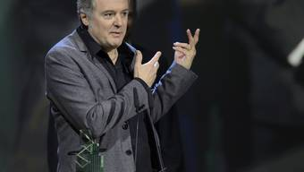 """Stefan Haupt konnte im letzten Jahr einen Quartz für seinen Film """"Der Kreis"""" entgegennehmen. In diesem Jahr wird er den wichtigsten Schweizer Filmpreis an den Regisseur oder die Regisseurin des besten Spielfilms übergeben (Archivbild)"""