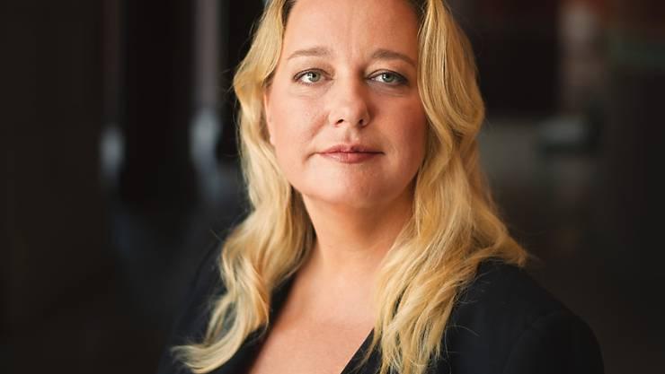 ARCHIV - Katharina Wagner, künstlerische Leiterin und Geschäftsführerin der Bayreuther Festspiele, steht im Festspielhaus. Foto: Nicolas Armer/dpa