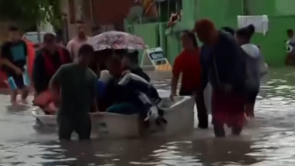 Viele Tote bei Überschwemmungen in Rio de Janeiro