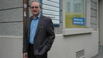 «Fast alle Parteien kranken daran, dass sie überaltert sind», sagt der designierte EVP-Präsident Hanspeter Hugentobler.