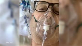 Thumb for 'Wieder gesund: Raul Norinha hat Corona-Überlebenskampf gewonnen'