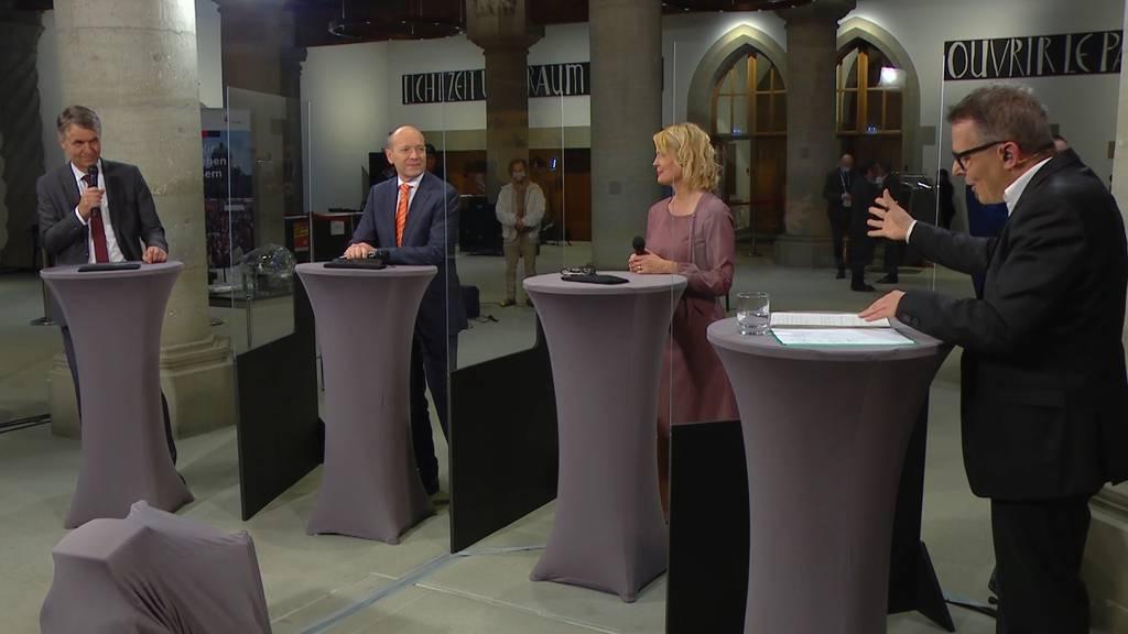 Neu gewählter Gemeinderat im Live-Talk