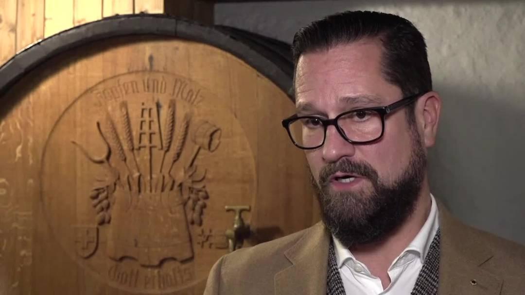 Durststrecke für Schweizer Brauereien wegen Coronapandemie - Im Interview: Marcel Kreber, Direktor Schweizer Brauerei-Verband