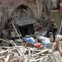 Durch die Explosion könnten in Libanons Hauptstadt bis zu 250 000 Menschen obdachlos geworden sein.