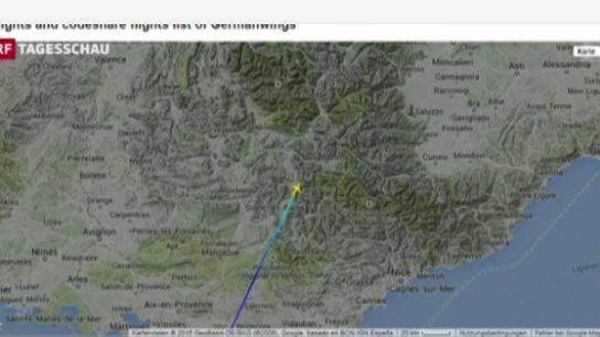 Lufthansa wusste von früherer Depression des Co-Piloten
