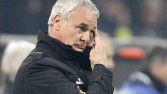 Claudio Ranieri wurde (auch) die Pleite gegen Genoa zum Verhängnis