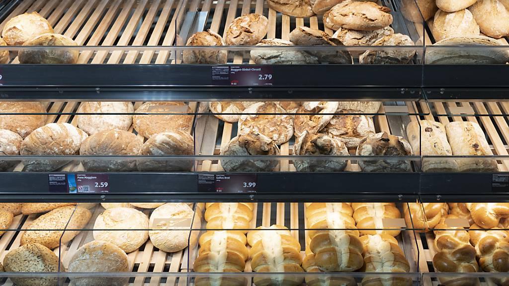 Ständerat unterstützt Deklarationspflicht für Herkunft von Brot