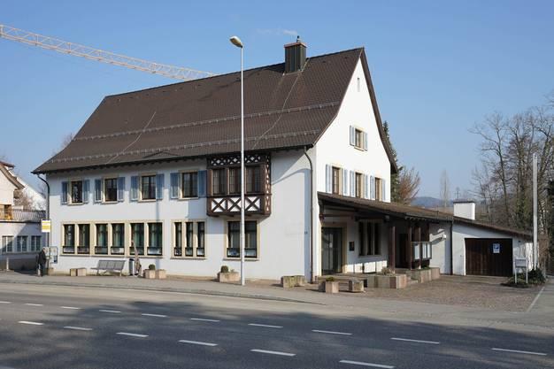 Zum Gebäude, das die Gemeinde Frick für 3,39 Millionen Franken verkauft, gibt es...