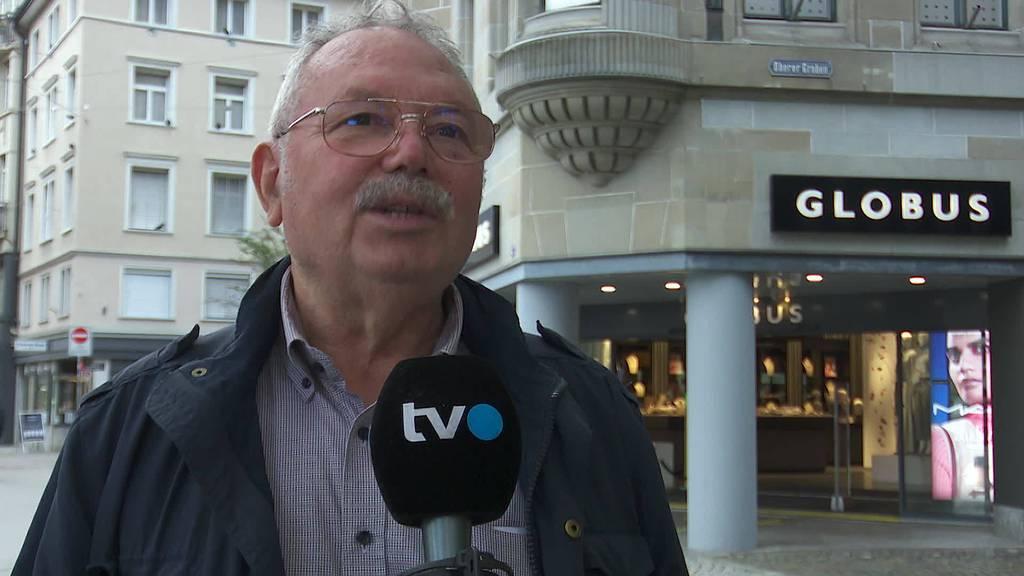 Klimaproteste in Bern: Das denkt die St. Galler Bevölkerung