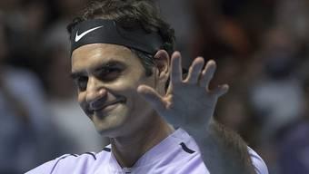Roger Federer lässt seinen Ex-Verein nicht hängen.