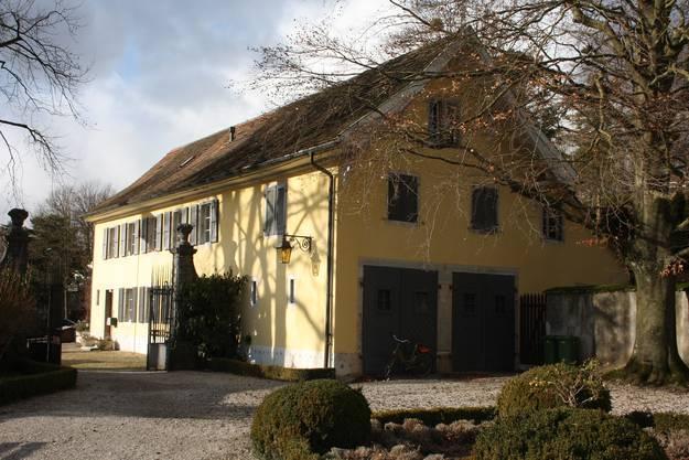 Im Paechterhaus ist eine archaeologische Dauerausstellung geplant