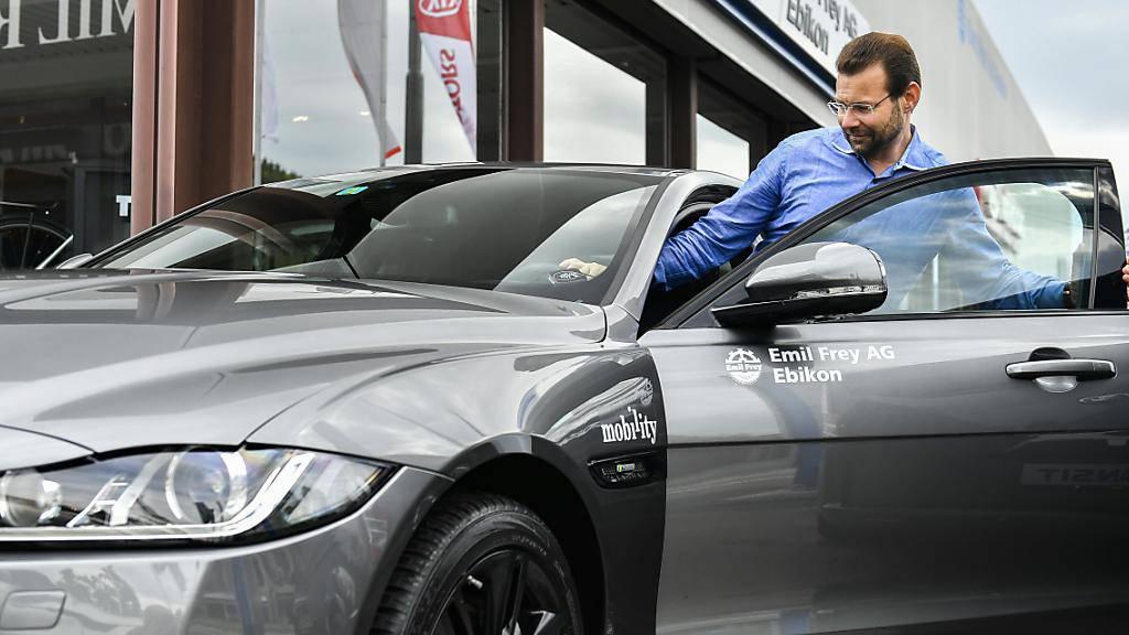 Mit SUVs und Limousinen will der Carsharing-Anbieter zahlungskräftige Kunden anlocken.