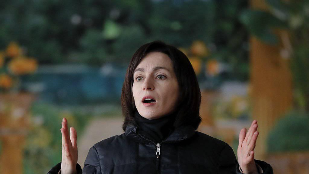 Parlament in Moldau wählt nach Fristablauf Regierungschefin