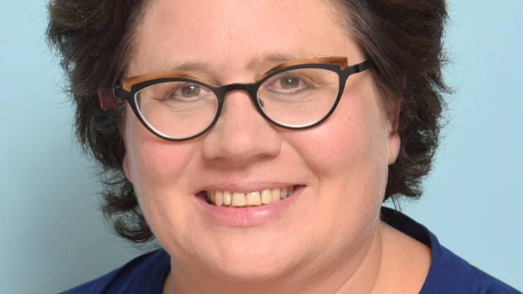 Die neue Direktorin der Berufsfachschule Basel: Karin Zindel