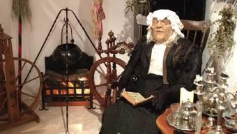Das Hexenmuseum zieht von Auenstein auf die Liebegg.