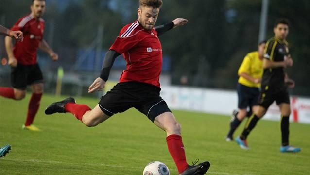 Lino Zobrist schoss den FC Rothrist gegen den FC Küttigen zum 1:0-Sieg.