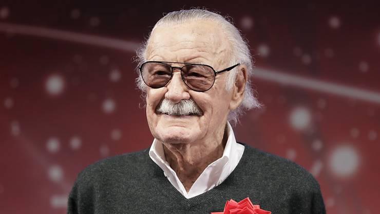 Nun die traurige Nachricht: Stan Lee ist im Alter von 95 Jahren verstorben.